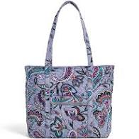 Load image into Gallery viewer, Vera Bradley Iconic Vera Tote