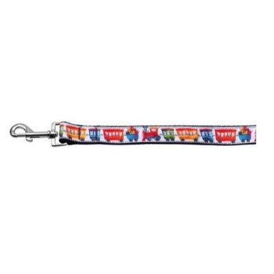 Trains Dog Leash - Poochles