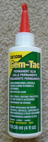 Gem - Tack Permanent Glue