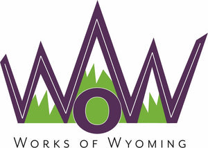 Sharing Wyoming Art  Coast to Coast!
