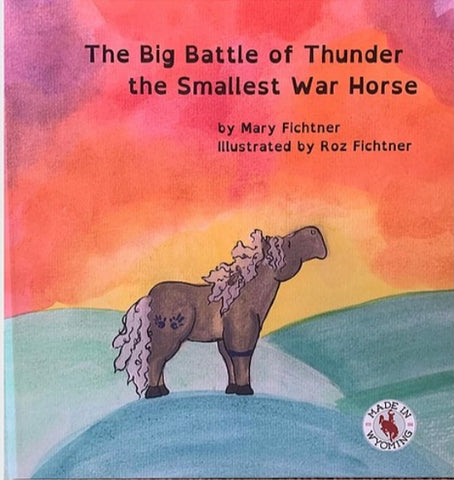 MF-270 MF106 The big battle of Thunder the smallest war horse book