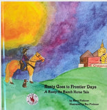 Written in rhyme with authentic western verbage, learning about the largest rodeo of them all, Cheyenne, Wyoming's Frontier Days Rodeo