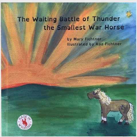 Brightly Illustrated book by the author's daughter, Roz Fichtner with her colorful pages, your child is sure to love.