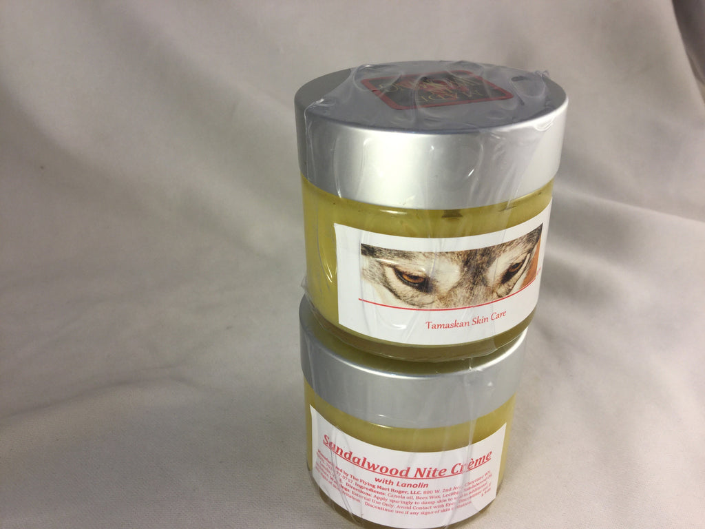 MM-184 Sandalwood Night Creme Lanolin  Marilee Manalo