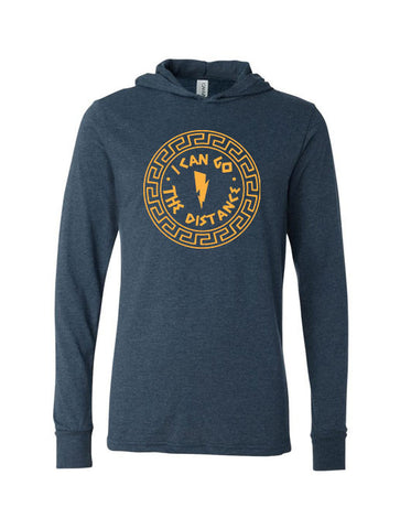 Go the Distance (Unisex Hoodie) - 2319threads