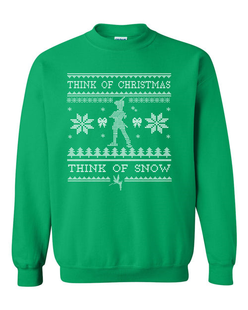Think of Christmas (Sweater) - 2319threads
