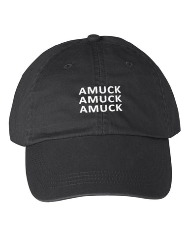 AMUCK x 3 - 2319threads