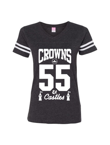 Crowns and Castles - Disneyland Women - 2319threads