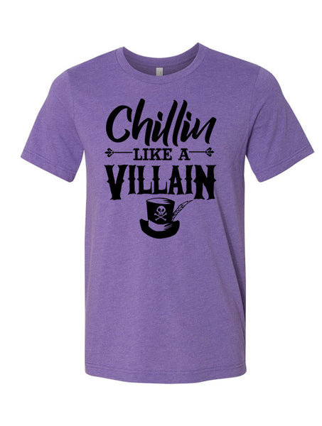Chillin' Like A Villain - 2319threads