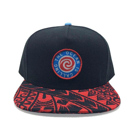 The Ocean is Calling Snapback - 2319threads