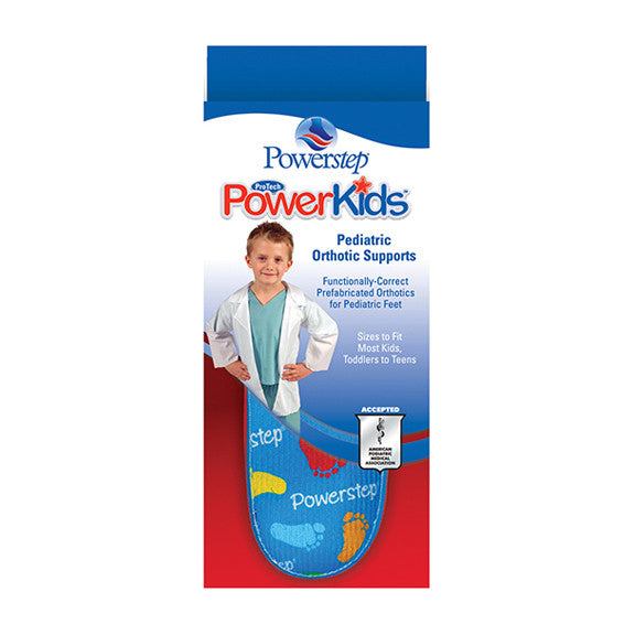 Power step® PowerKids® Pediatric Orthotics