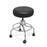Revolving Stool (with Plastic Swivel Casters)