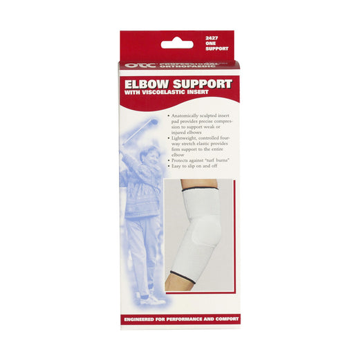 Elbow Support - Viscoelastic Insert