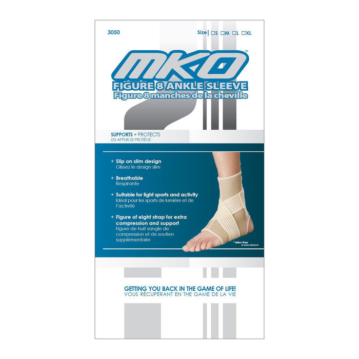 MKO Figure 8 Ankle Sleeve