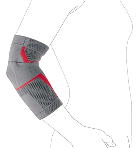 Elbow Support- Epi Sensa With Pads