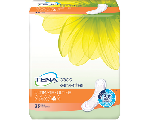 TENA® Ultimate Pads