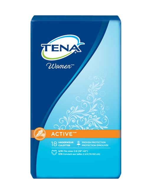 TENA® Women ACTIVE™ Underwear