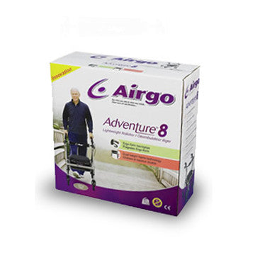 Airgo® Adventure 8 Lightweight Rollator