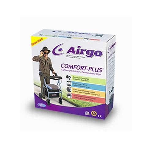 Airgo® Comfort-Plus Lightweight Rollator