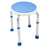 Padded Round Safety Stool