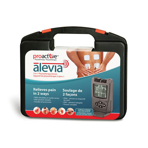TENS 2-in-1 Physiotherapy Device Alevia™ by ProActive™