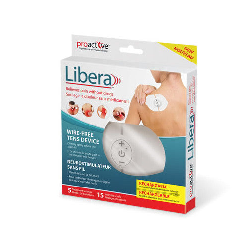 TENS Wireless & Rechargeable Electro Stimulator Device Libera™ by ProActive™