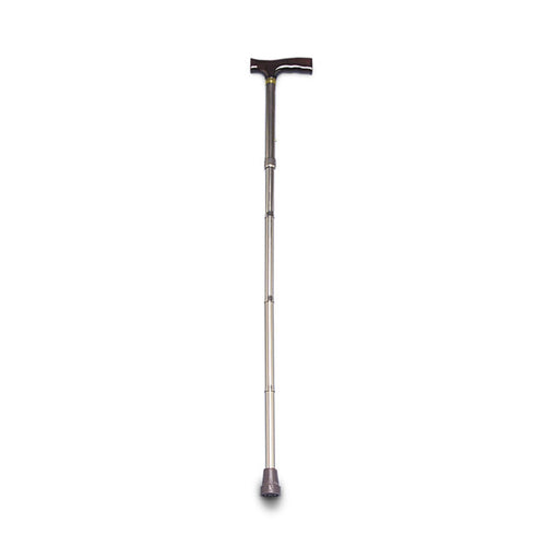 Adjustable Derby Handle Folding Cane