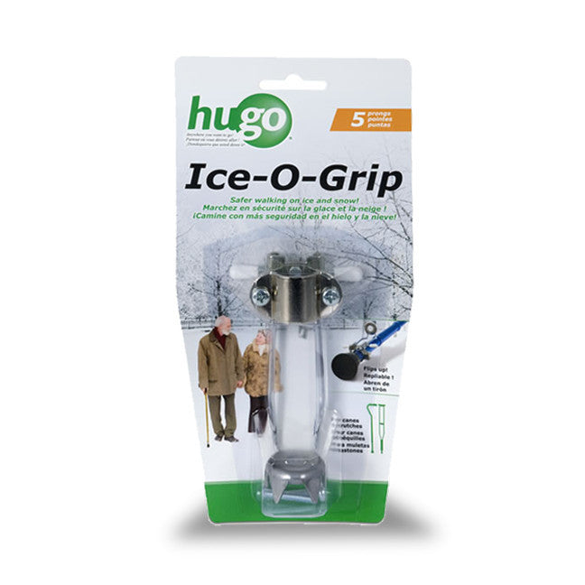 Hugo® Ice-O-Grip, 5 prongs
