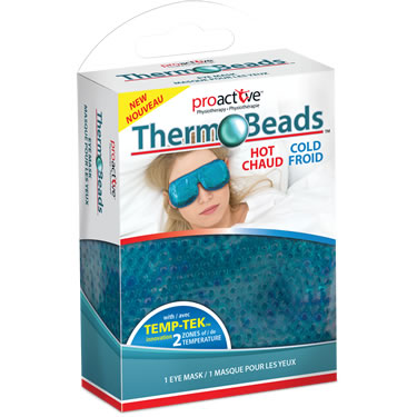 Therm-O-Beads™ Hot/Cold Eye Mask