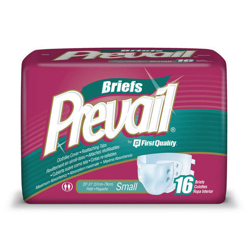 Prevail® Specialty Size Briefs (Youth to Bariatric)
