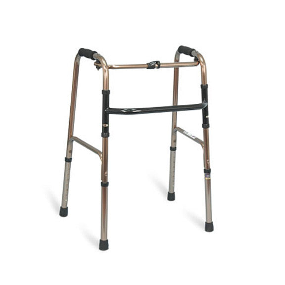 Airgo® Folding Walker (Adult, Bronze)