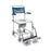 MedPro® Euro Commode with Flip-Up Armrests