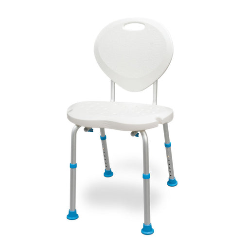 Bath Seat with Back, by AquaSense