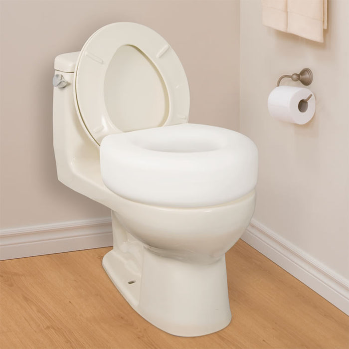 AquaSense® Economy Raised Toilet Seat