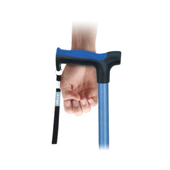 Airgo Comfort-Plus™ Aluminum Cane, Derby Handle