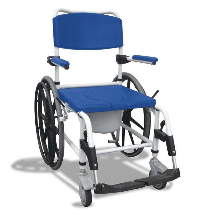shower shipping product rehab chair mariner invacare free commode