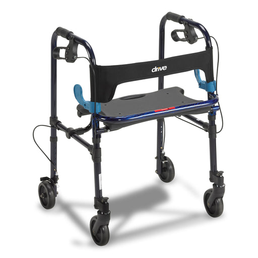 "Clever-Lite Walker with 5"" Casters"
