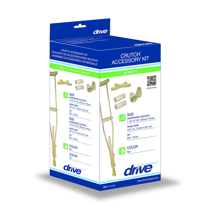 Crutch Accessory Kit