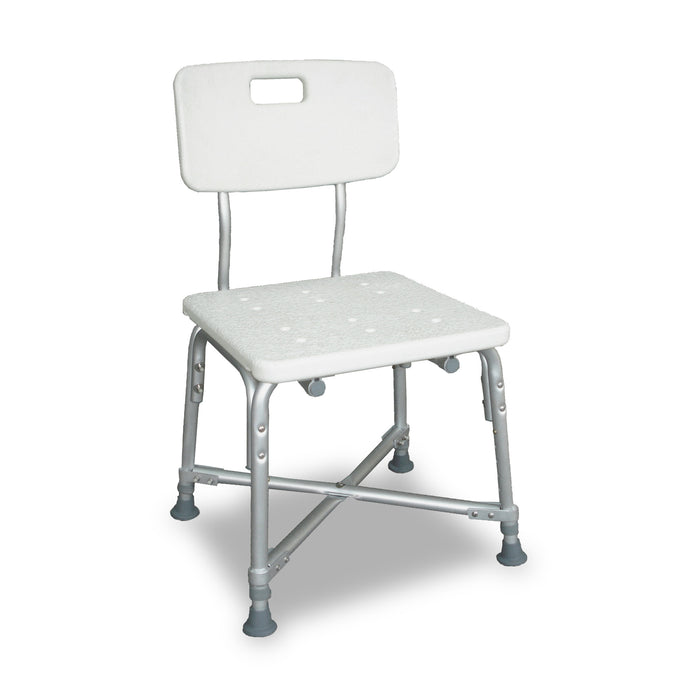 Deluxe Bariatric Shower Chair with Cross-Frame Brace (600 lb. Weight ...