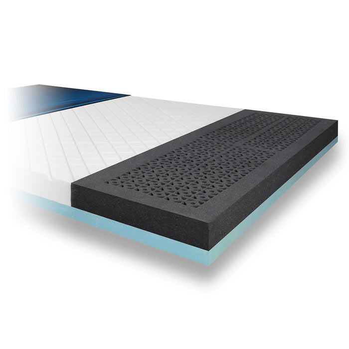 Multi-Ply ShearCare1500 Pressure Redistribution Foam Mattress