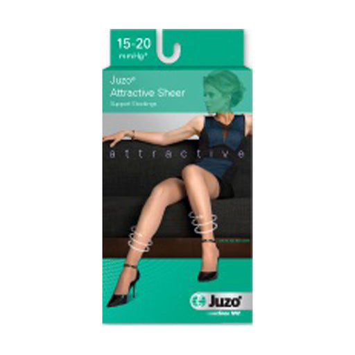 Juzo Attractive Thigh High Compression (15-20 mmHg)