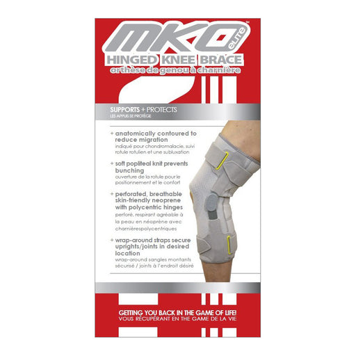 MKO Elite Hinged Knee Brace