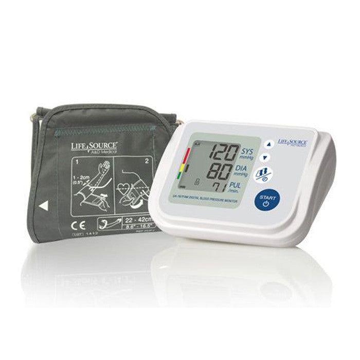 Multi-User Blood Pressure Monitor