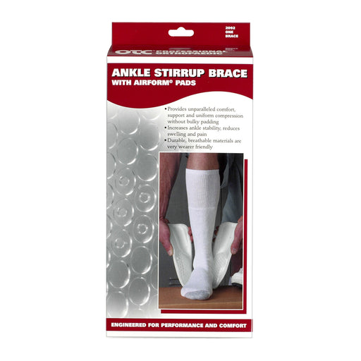 Ankle Stirrup Brace - Airform Pads