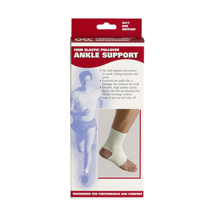 Pullover Elastic Ankle Support
