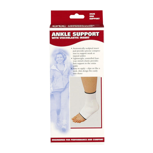 Ankle Support - Viscoelastic Insert