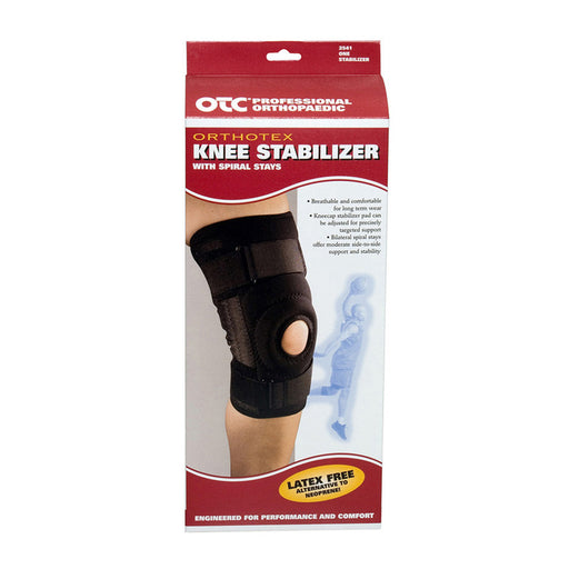 Orthotex Knee Stabilizer - Spiral Stays