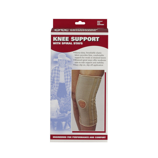 Knee Support - Spiral Stays