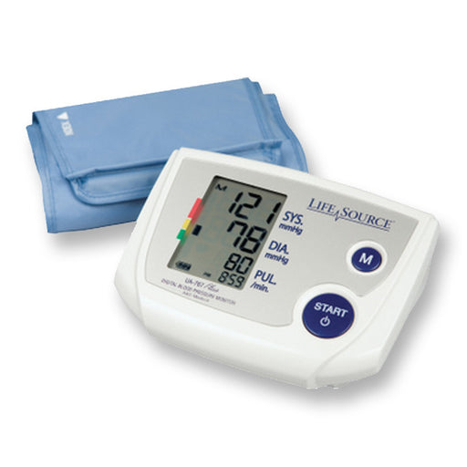 One-Step Auto inflating Blood Pressure Monitor