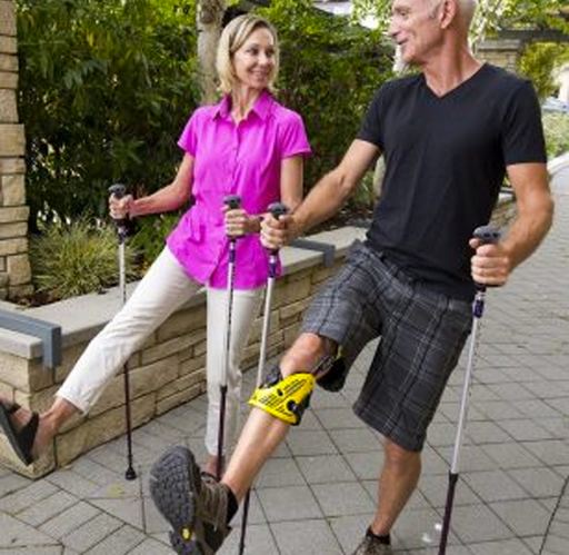 Urban Poles, Activator - Fitness / Hiking Poles